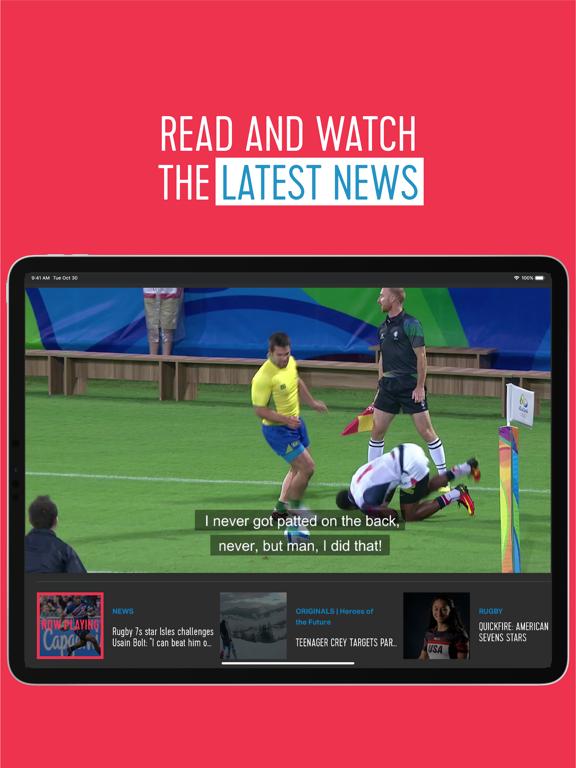 Olympic Channelのおすすめ画像6