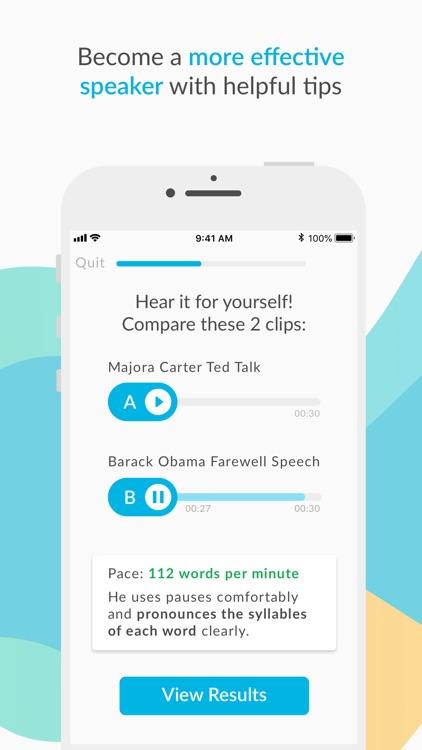Orai - AI Communication Coach screenshot-3