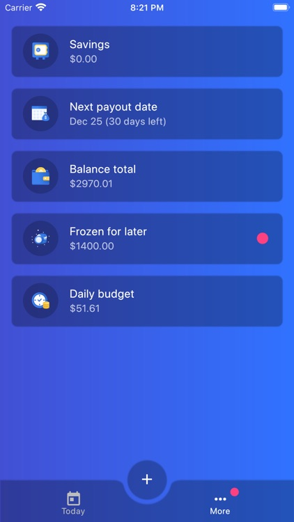 Debby App screenshot-4