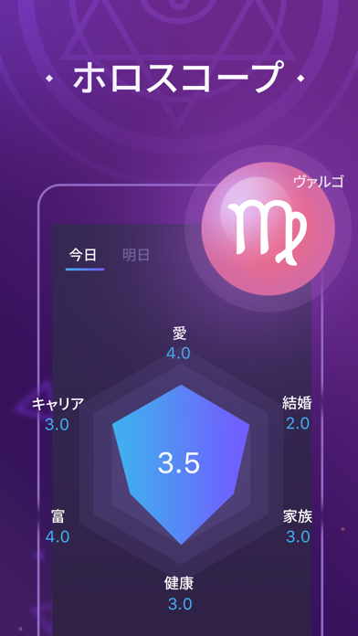 Palm Seer -Age app, Horoscopeのおすすめ画像4