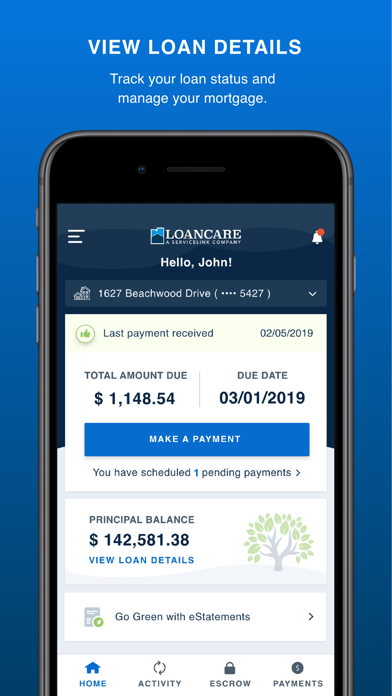 Myloancare Mobile By Loancare Ios United States Searchman App