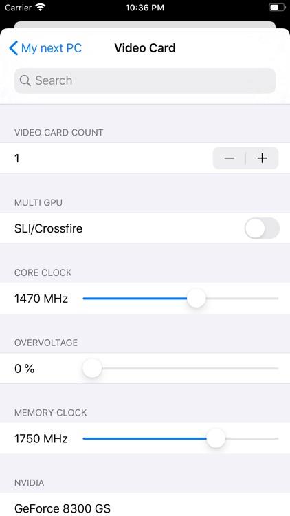 Power Supply Calculator screenshot-3