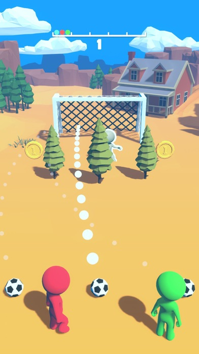 Five Goals screenshot 1