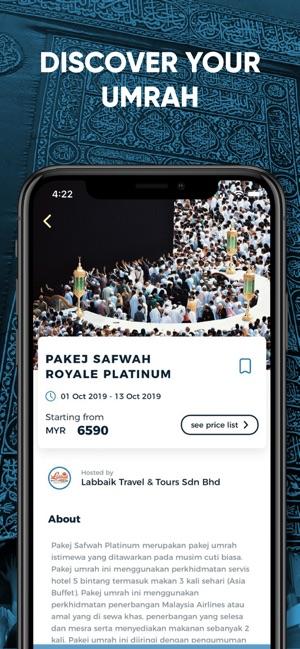 Umrahloka - Mudah dan Selamat on the App Store