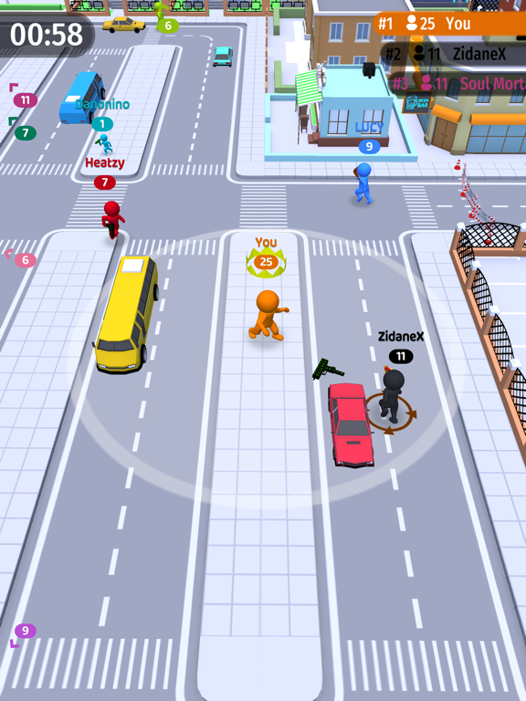 Move.io - Move Stop Move screenshot 10