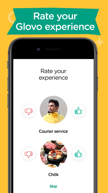 Glovo-More Than Food Delivery screenshot-5