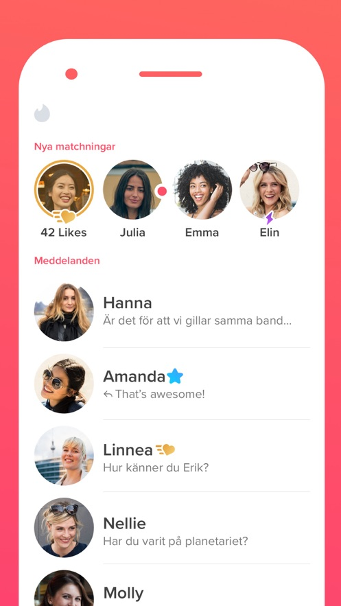 gnistor dating app