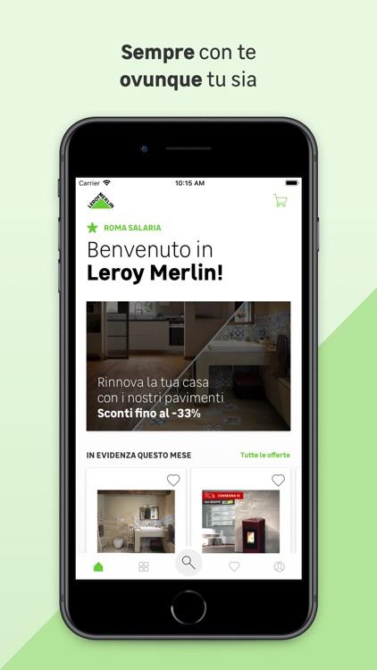 Leroy Merlin - Casa e giardino