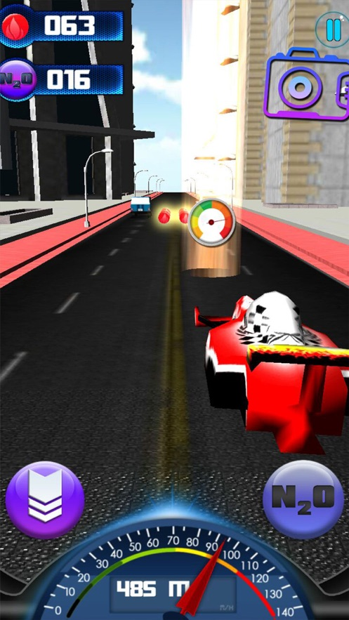 Hover Car - Go Traffic Race】应用信息- iOS App基本信息|应用