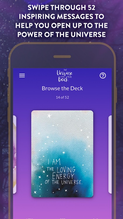 The Universe Has Your Back screenshot-3