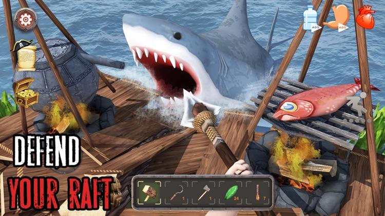 Raft Survival: Lost on Island screenshot-6