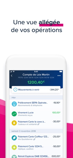 Boursorama Banque on the App Store