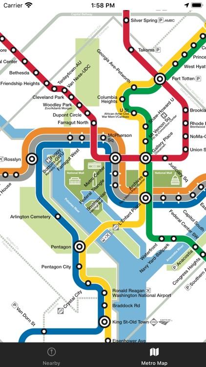 Should I Run DC Metro screenshot-3
