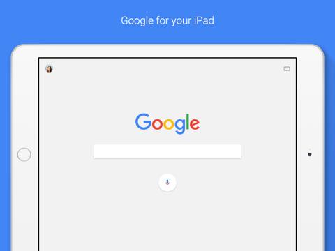 Google - náhled