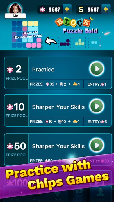 Pocket7Games: Play for Cash screenshot 9