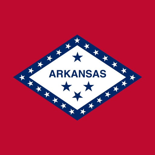 Arkansas emojis - USA stickers