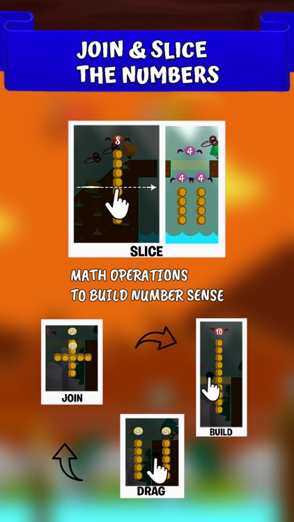 Math Bridges Kids Number Games screenshot-3