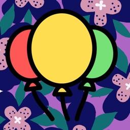 气球砰砰跳
