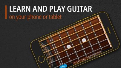 Screenshot for Guitar - Chords, Tabs & Games in Canada App Store