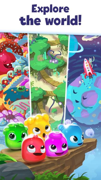Jelly Splash: Fun Puzzle Game screenshot-3