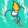 Stickman Ski - winter sports - iPadアプリ