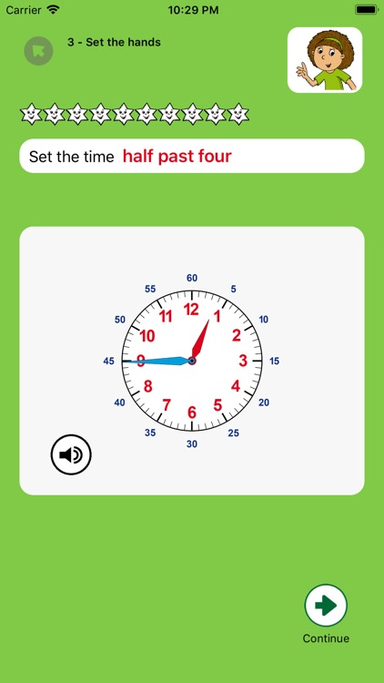 Learning to tell Time screenshot-3