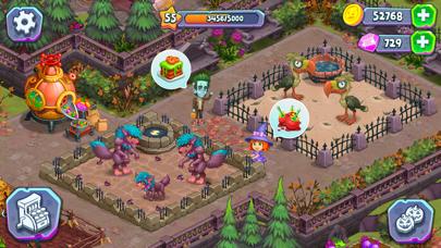 Monster Farm: Happy Halloween free Gems hack