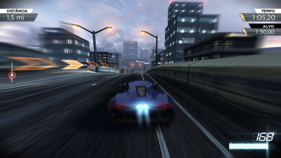 Screenshot for Need for Speed™ Most Wanted in Brazil App Store