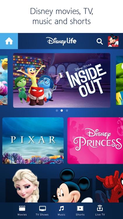 DisneyLife screenshot-0