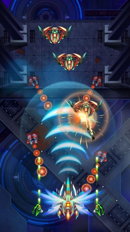 Infinity Shooting: Galaxy War screenshot-3