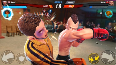 ボクシングスター (Boxing Star) screenshot1