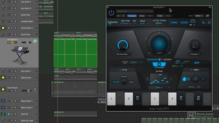 Auto Tune EFX Course By AV