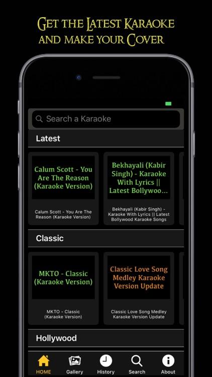 Karaoke Music - Sing & Record