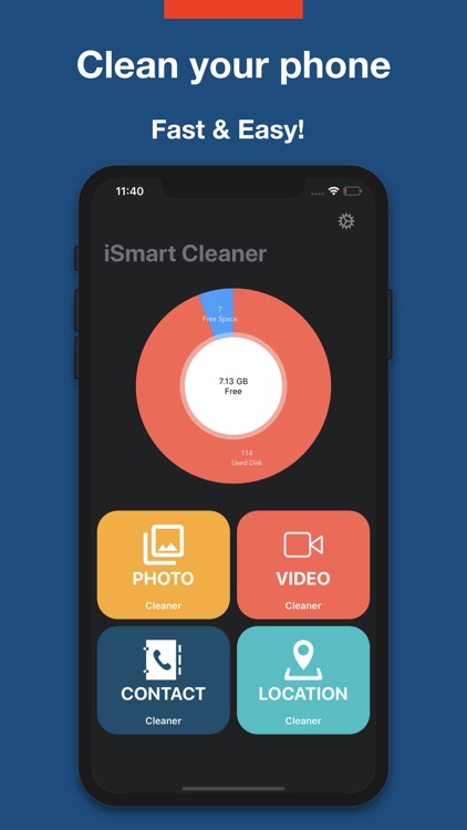 Best iPhone Contact Cleaner