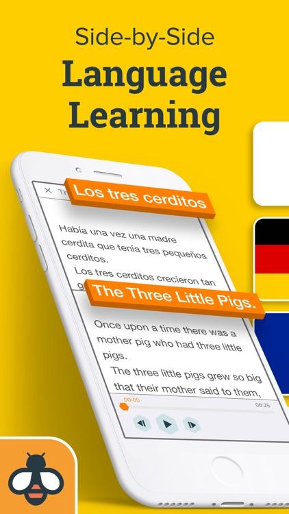 Beelinguapp: Language Learning