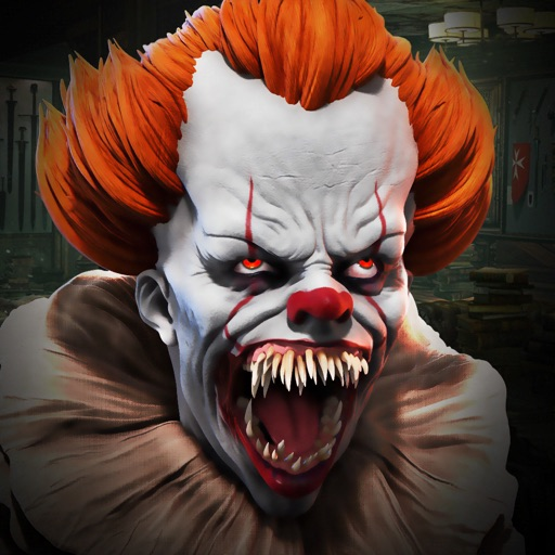 Scary Horror Clown Escape Game