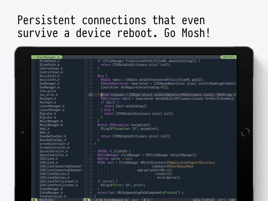 Blink Shell: Mosh & SSH Client by Carlos Cabanero (iOS