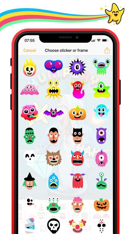 Socialite | Frames & Borders screenshot-6