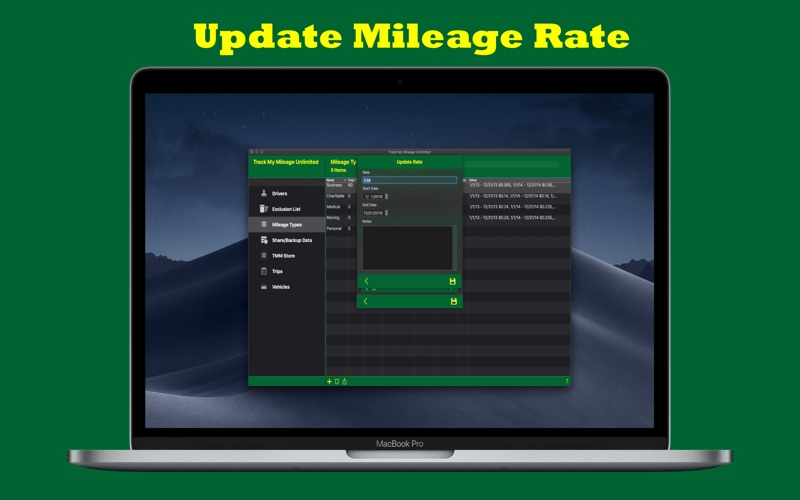 点击获取Track My Mileage Unlimited_