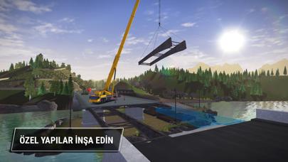 Construction Simulator 3 Lite iphone ekran görüntüleri