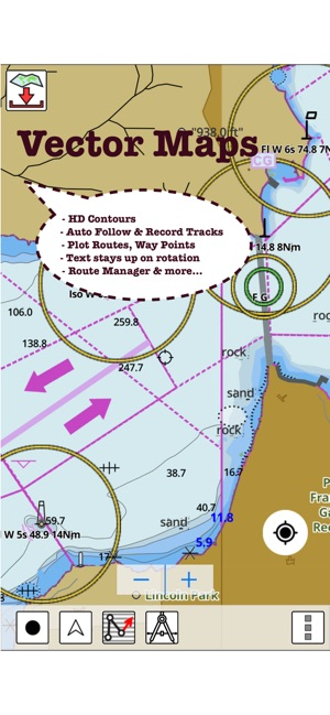 i-Boating: Marine Charts & Gps on the App Store on map of casselberry, map of north redington shores, map of big coppitt key, map of sebastian inlet state park, map of melbourne beach, map of wheat, map of long key, map of wimauma, map of citrus, map of oak hill, map of shalimar, map of howey in the hills, map of callaway, map of lake panasoffkee, map of cassadaga, map of platinum, map of eastport, map of sun city center, map of vero lake estates, map of rotonda,
