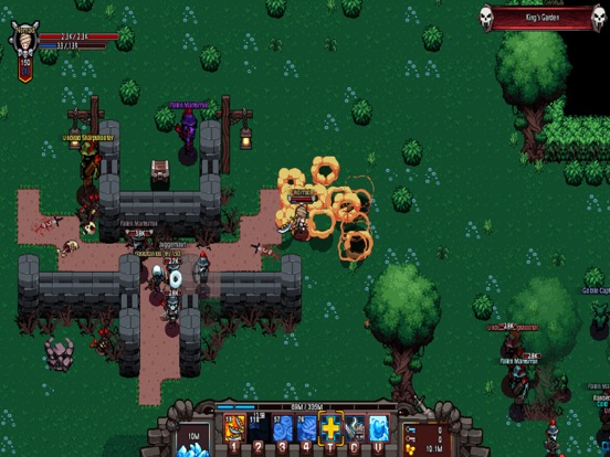 Hero Siege: Pocket Edition Screenshots