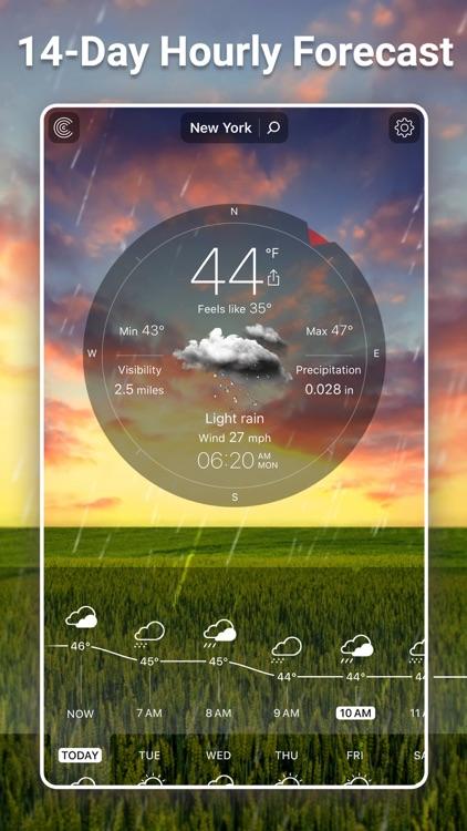 Weather Live° screenshot-6