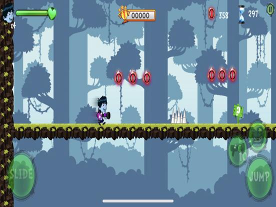 Super Hero Boy VS Aliens screenshot 8