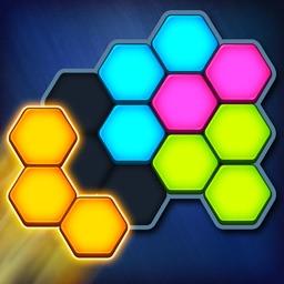 Super Hex Blocks Puzzle - Hexa