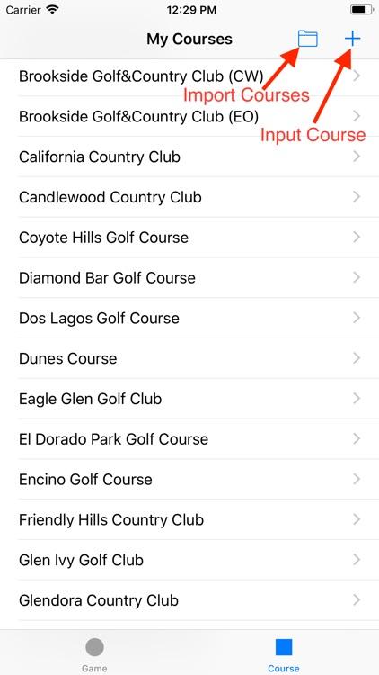 Joe's Scorecard screenshot-7