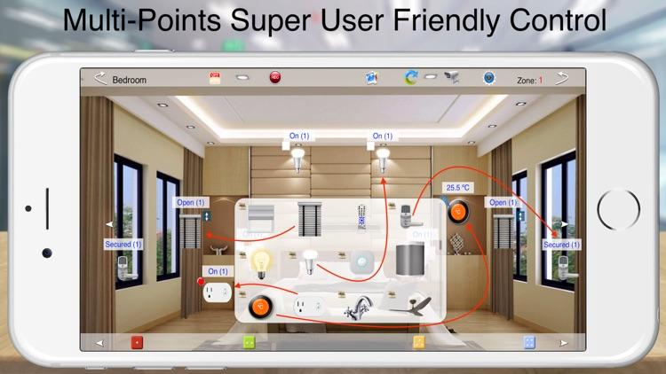 HOS Smart Home Operator Live screenshot-8