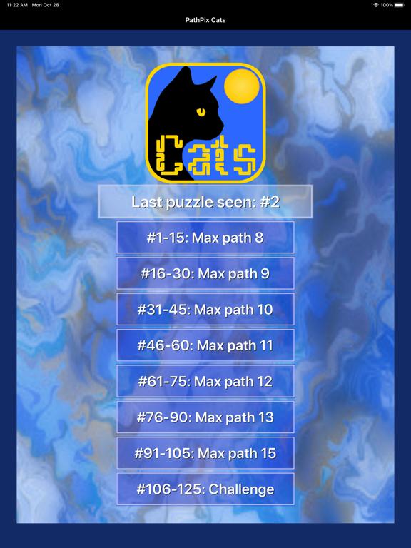 PathPix Cats screenshot 5