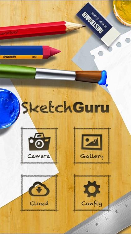 Sketch Guru