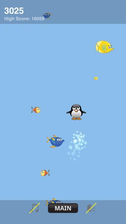 Peppy The Penguin Airborne